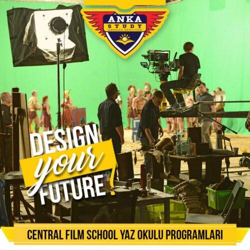 Central Film School Yaz Okulu Programları