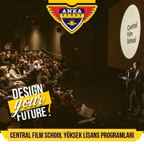 Central Film School Yüksek Lisans Programları