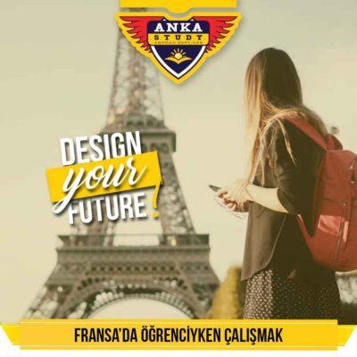 Fransa'da Öğrenciyken Çalışma İzni