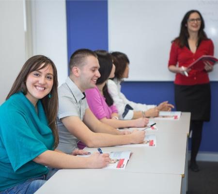 Kaplan International Adelaide Öğrenciler
