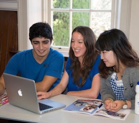 Kaplan International Auckland Öğrenciler