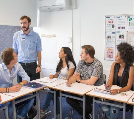 Kaplan International Bournemouth Öğrenciler