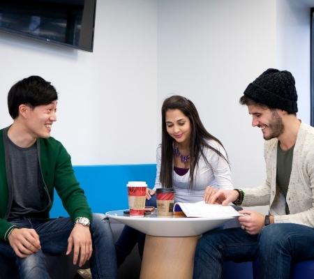 Kaplan International Chicago Öğrenciler