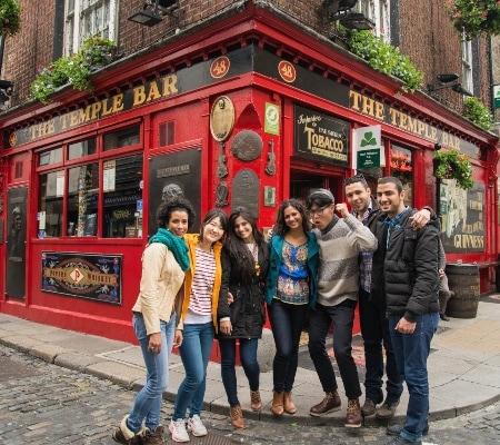 Kaplan International Dublin Dil Okulu Sosyal Aktiviteler