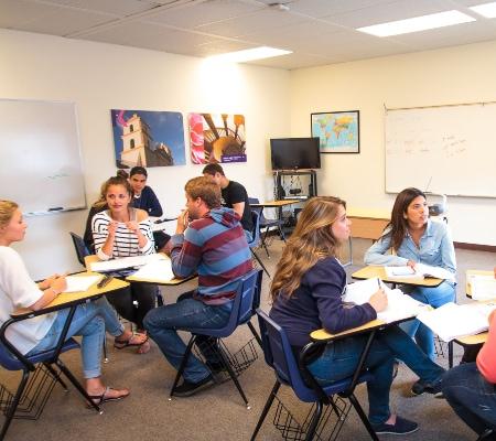 Kaplan International Golden West College Öğrencileri