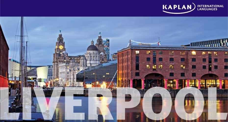 Kaplan International Liverpool Dil Okulu