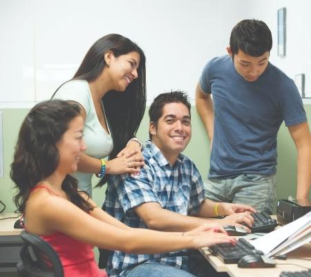 Kaplan International Perth Öğrenciler