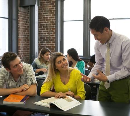Kaplan International San Francisco Öğrencileri