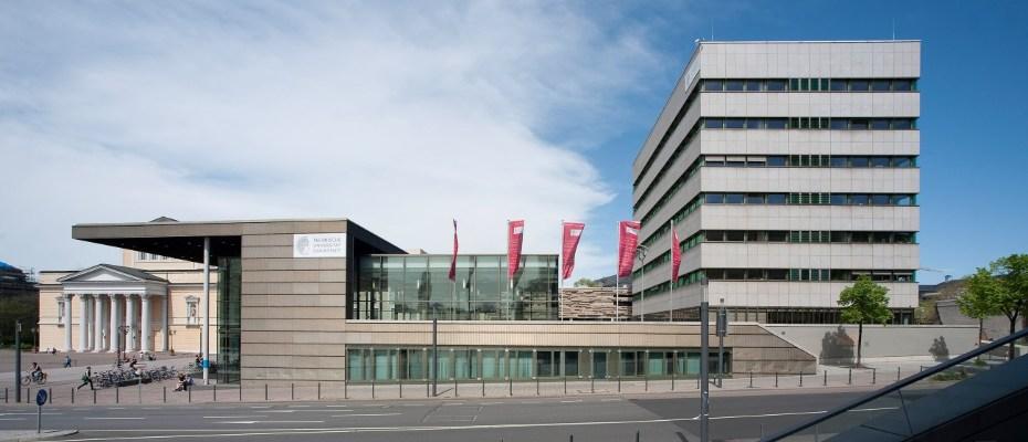 Darmstadt Technology University hakkında tüm bilgiler