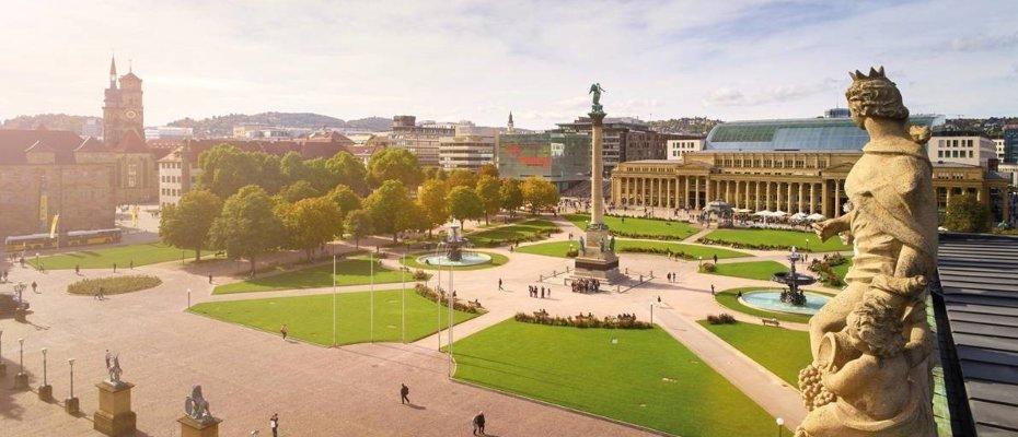 University of Stuttgart hakkında tüm bilgiler